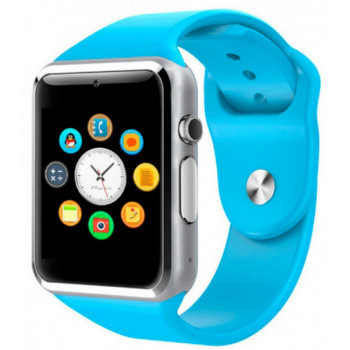 Смарт-часы Smart Uwatch A1 Turbo Blue