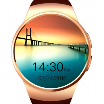 Смарт-часы Smart Uwatch KW18 Gold