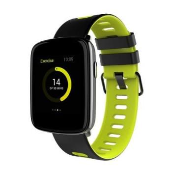 Смарт-часы King Wear GV68 black-green