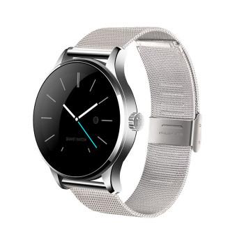 Смарт-часы Lemfo K88H Silver