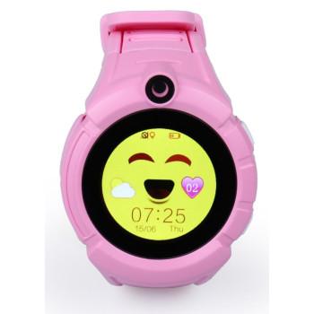 Смарт-часы Smart Baby Q610S Pink