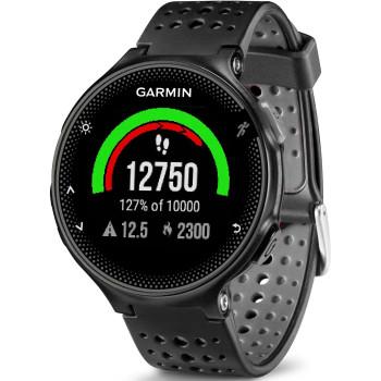 Смарт-часы Forerunner235 GPS,Bla & Grey (010-03717-55)