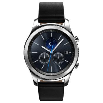 Смарт-часы Samsung Gear S3 Classic Silver (У1)