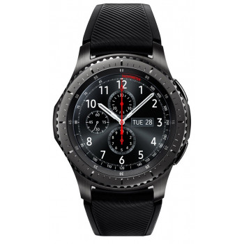 Смарт-часы Samsung Gear S3 Frontier Space Grey (У1)