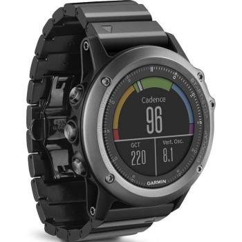 Смарт-часы Garmin Fenix 3 Sapphire (010-01338-21)