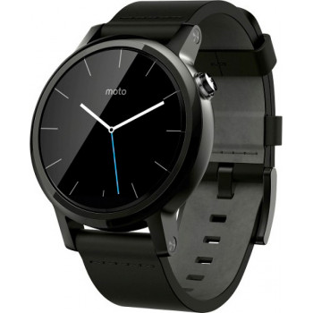 Смарт-часы Motorola Moto 360 2nd Generation Smartwatch 42 mm Stainle...