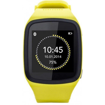 Смарт-часы MyKronoz Smartwatch ZeSplash KRZESPLASH Yellow