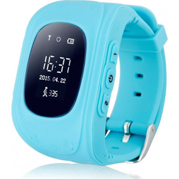 Смарт-часы Smart Baby Q50 GPS Smart Tracking Watch Blue
