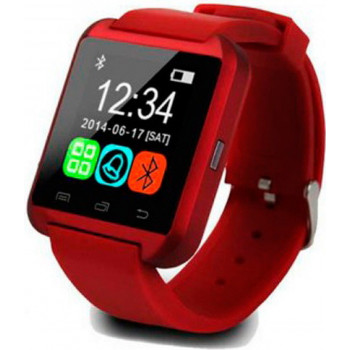Смарт-часы Smart Uwatch U8 Red