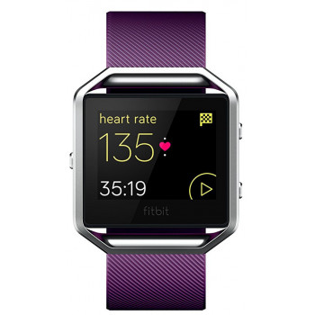 Смарт-часы Fitbit Blaze XL фиолетовые