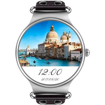 Смарт-часы King Wear KW98 Silver and Black