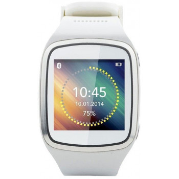 Смарт-часы MyKronoz Smartwatch ZeSplash KRZESPLASH White