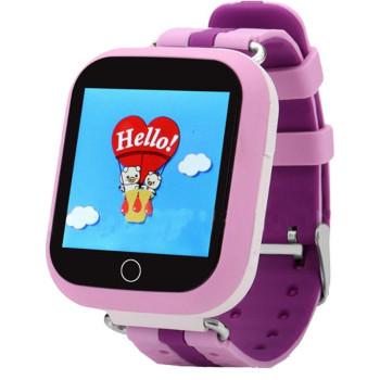 Смарт-часы Smart Baby Q100s Pink