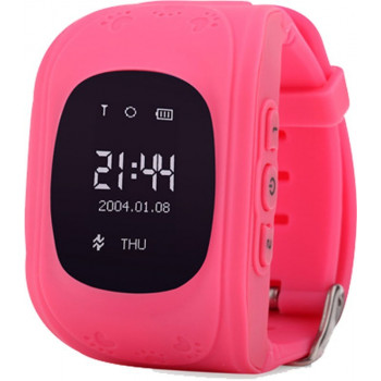 Смарт-часы Smart Baby Q50 Pink