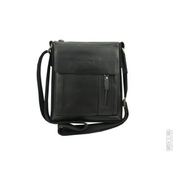 Барсетка Tesora W121-3-black