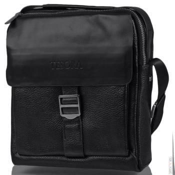 Барсетка Tesora W108-1-black