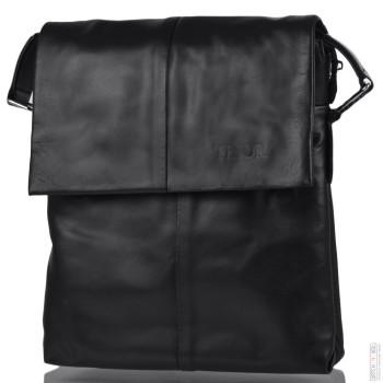 Барсетка Tesora W129-2-black