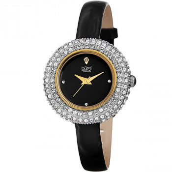 Burgi Diamond and Swarovski Crystal MR123.05