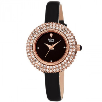 Burgi Diamond and Swarovski Crystal MR123.01