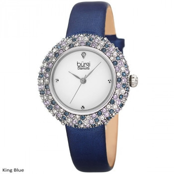 Burgi Diamond and Swarovski Crystal MR231.01