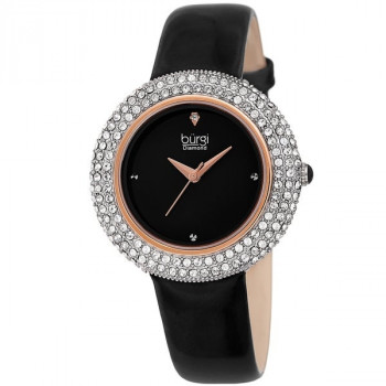 Burgi Diamond and Swarovski Crystal MR125.02