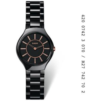 Часы Rado True Thinline 420.0742.3.070