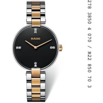 Часы Rado Coupole 278.3850.4.070