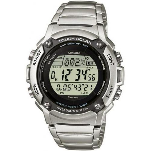 Часы Casio W-S200HD-1AVEF