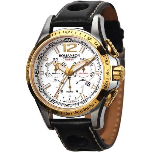 Часы Romanson AL0331HM2T WH