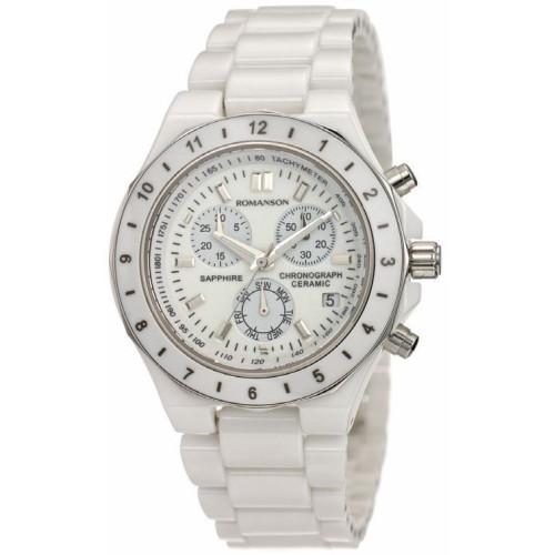 Часы Romanson TM1231HMWH WHITE