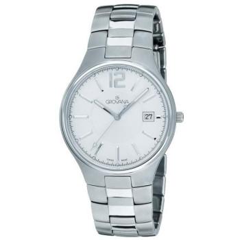 Часы Grovana 1503.1192 tit/silver