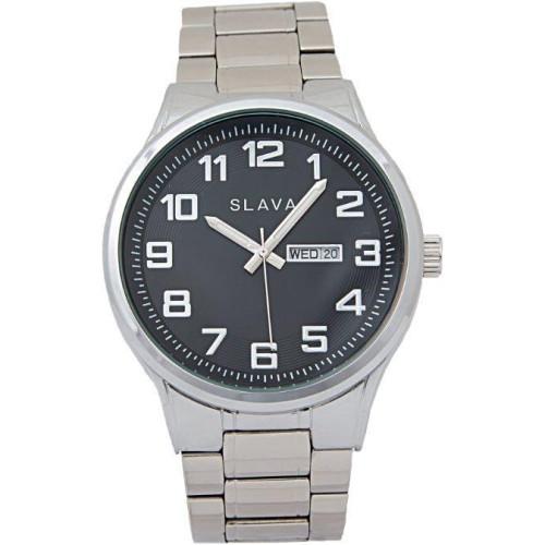 Часы Slava SL10009SBSF