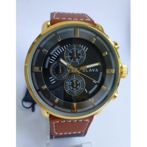 Часы Slava SL10010GBGF