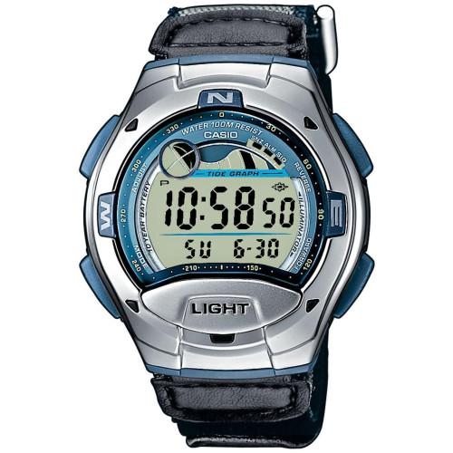 Часы Casio W-753V-2AVEF