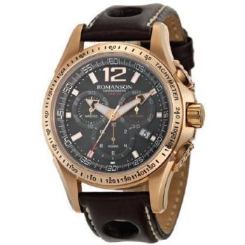 Часы Romanson AL0331HMRG BK