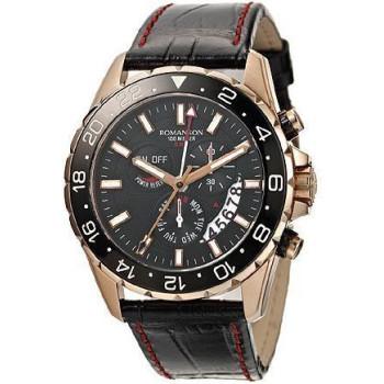 Часы Romanson AL0340BMRG BK