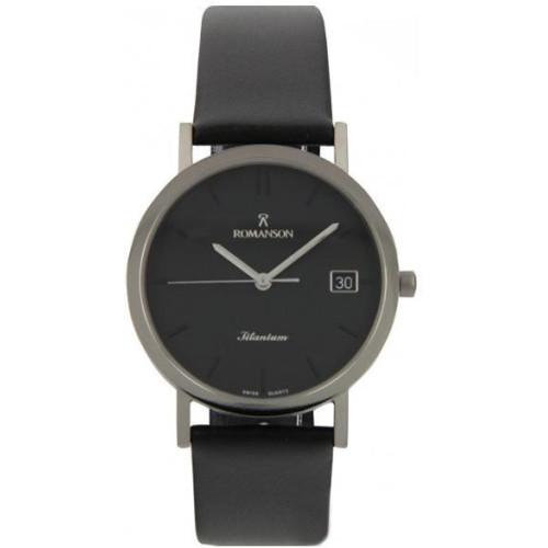 Часы Romanson DL9782MWH BK
