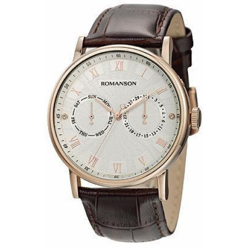 Часы Romanson TL1275BMRG WH