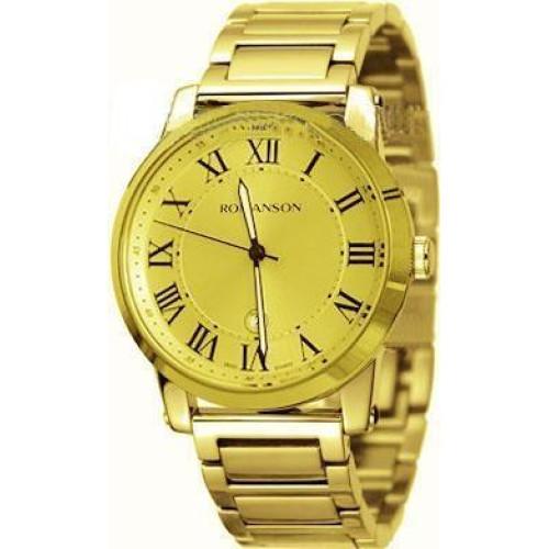Часы Romanson TM0334SMGD GD (R)