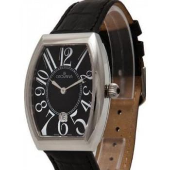 Часы Grovana 1284.1137 st/black
