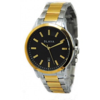 Часы Slava SL10013GBG