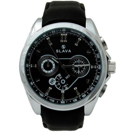 Часы Slava SL10093SBSSF