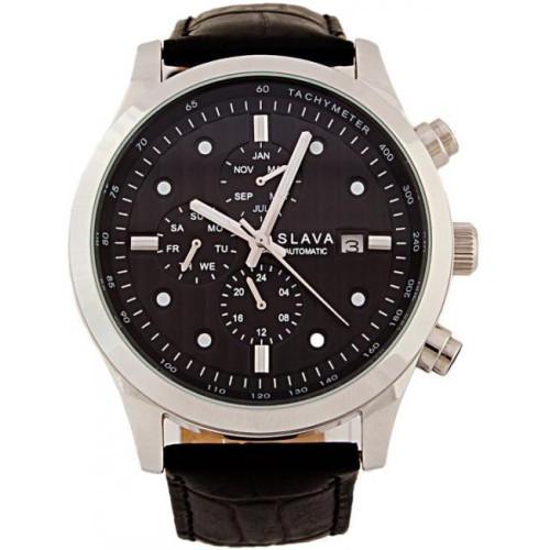 Часы Slava SL105SBWBS