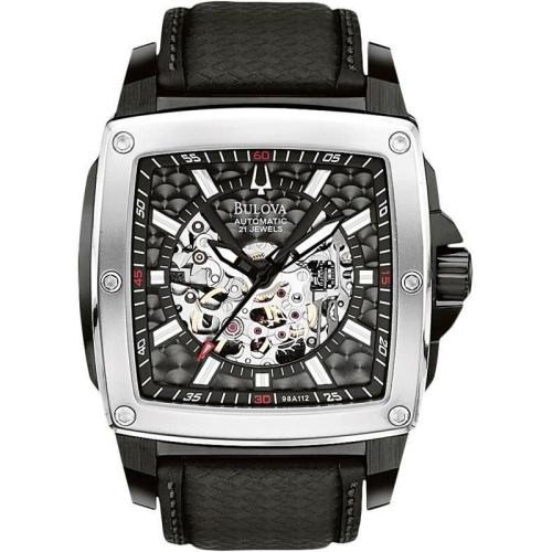 Часы Bulova 98A112