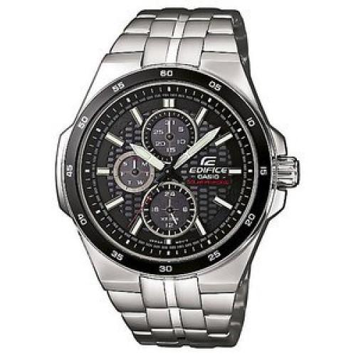 Часы Casio EF-340SB-1A1VEF