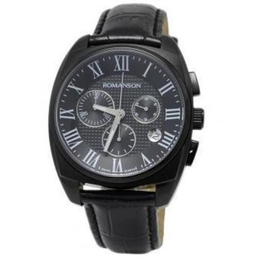 Часы Romanson TL1262HMB BK