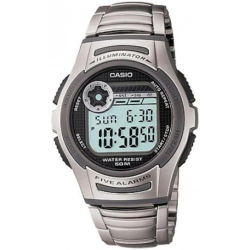 Часы Casio W-213D-1AVEF