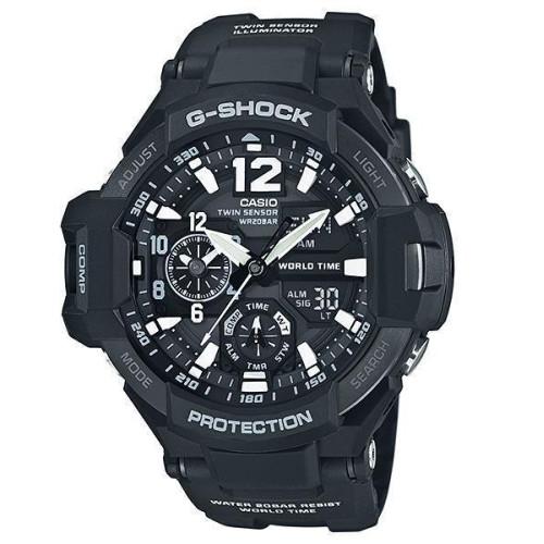 Часы Casio GA-1100-1AER