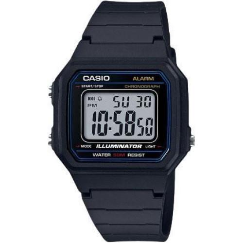 Часы Casio W-217H-1AVEF