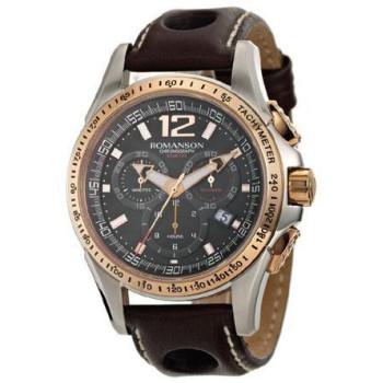 Часы Romanson AL0331HMR2T BK